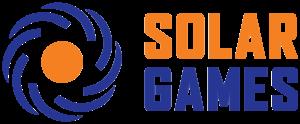 Solar Games Horizontal Logo