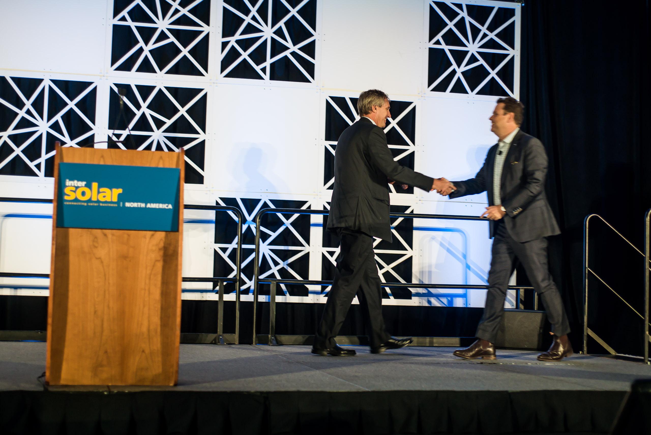 David Hochschild and Danny Kennedy, #isna2020 Keynote
