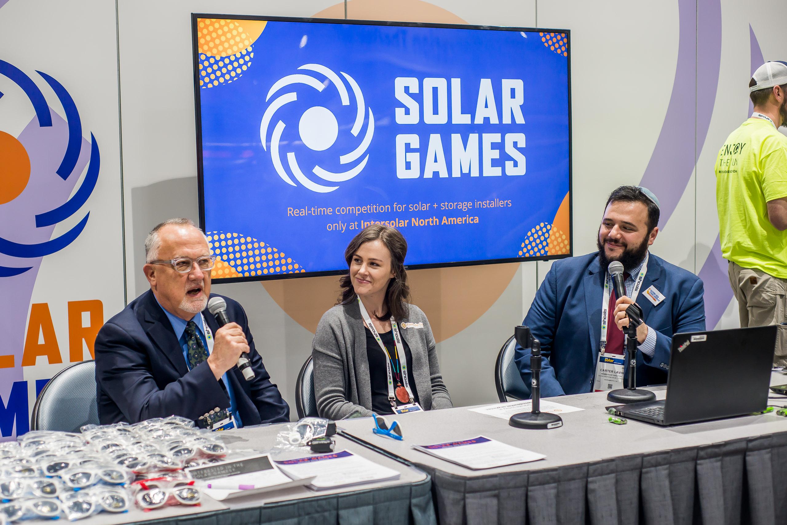2020 Solar Games