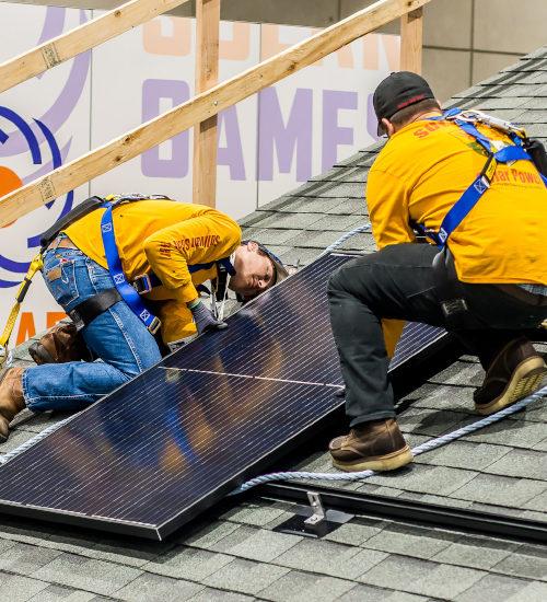 #isna2020 Solar Games - Tuesday