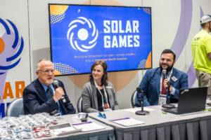 #isna2020 Solar Games