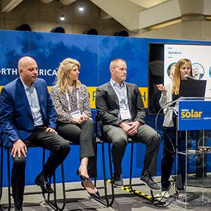#isna2020 Expo Hall Panel